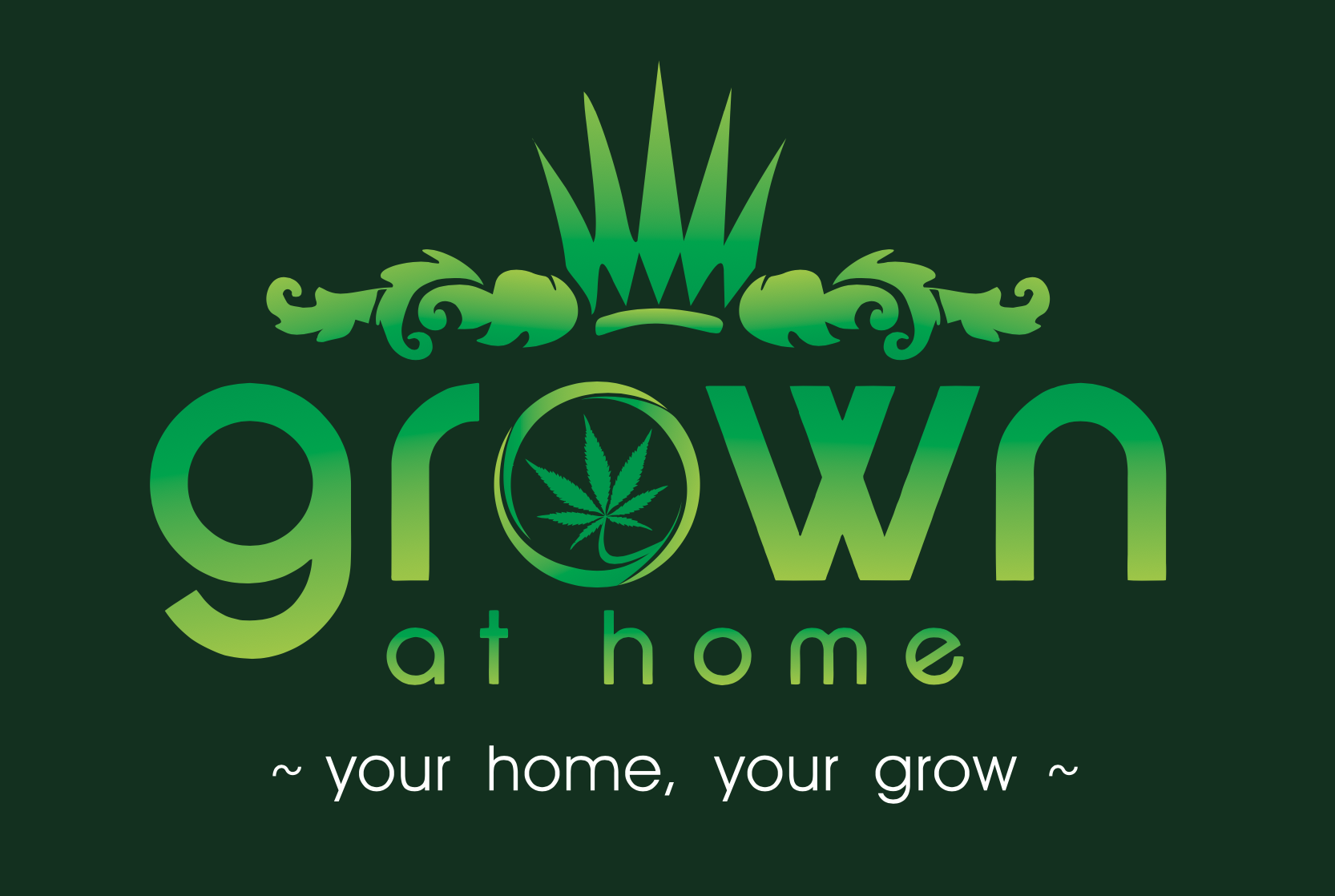 Grown at Home
